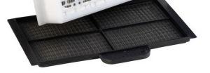 T160990 Box per filtro EPA E11 per asciugamani elettrici BAYAMO T160010-T160012