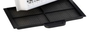 T160990 Box pour filtre EPA E11 pour sèche-mains électrique BAYAMO T160010-T160012