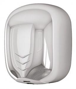 T704511 Sèche-mains ZEFIRO PRO UV Acier inoxydable AISI 304 brillant