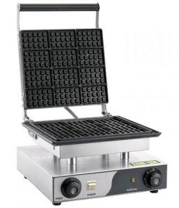 Máquina WM15 para modelo de waffel rectangular