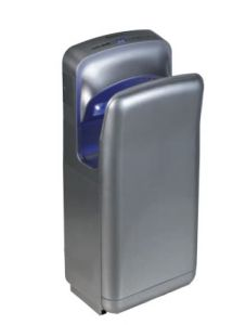 T160012 Professional electric hand dryer BAYAMO Silver 1900 Watt