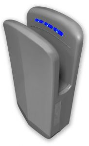 T704257 Smart hand dryer X-DRY COMPACT grey