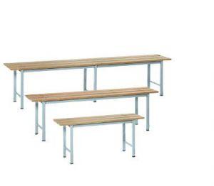 IN-P.4.V Panchine in legno Verniciate - dim. 150x35x45 H