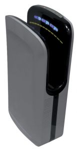 T704262 Secador de manos X-DRY PRO con motor Brushless gris