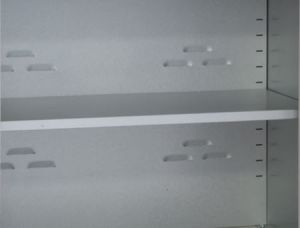 IN-Z.699.10 Set shoe floor for wardrobe locker plastic zinc price for each compartment