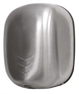 T704512 Sèche-mains ZEFIRO PRO UV Acier inoxydable AISI 304 satiné
