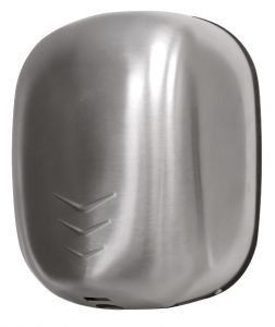 T704512 Secador de manos ZEFIRO PRO UV Acero inox AISI 304 satinado