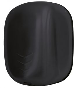 T704519 Secador de manos ZEFIRO PRO UV Acero negro