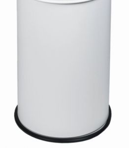 T770903 Bucket for fireproof wastebin White 90 liters WITHOUT COVER
