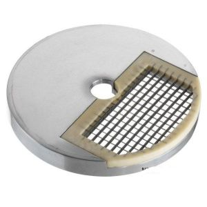 NPD16x16x5 Disco para cortar en cubitos para Mozzarella Cutter TAC