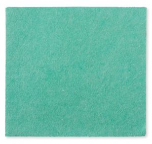 TCH601049 Panno Free-T - Verde - 20 Conf. Da 10 Pz. - 38 Cm