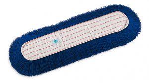 00000144 MIDDLE ACRYLIC FRINGE - BLUE - 100 CM