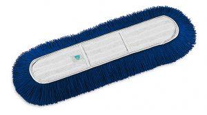 00000147 BASIC FRINGE ACRYLIC - BLUE - 80 CM