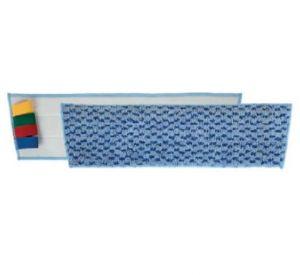 00000714 Ricambio Sistema Velcro Microsafe - Azzurro-Blu -