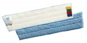00000727 REPLACEMENT SYSTEM VELCRO MICROBLUE - BLUE - 40 C