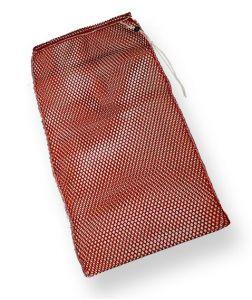 00001834R Sacco Lavaggio Ricambi E Panni Colorato - Rosso -