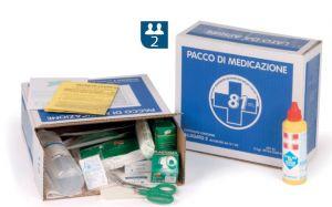 TPM090 Pacco medicazione fino 2 lavoratori