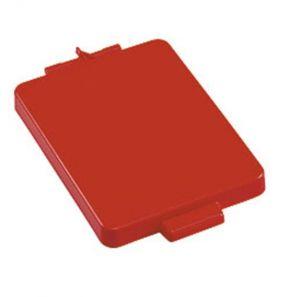 00003538 Coperchio Portasacco 70 L - Rosso