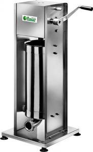 LT7VE Llenadora de salchichas manual de acero inoxidable de 7 litros vertical