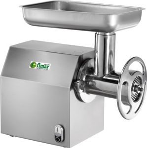 22CM Stainless steel electric meat mincer - Single phase