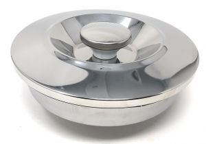 VGCV01 Coperchio carapina ermetico piatto  gelato da diametro 200