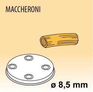 MPFTMA8-15 Trafila MACCHERONI Ø 8,5 per macchina per pasta fresca