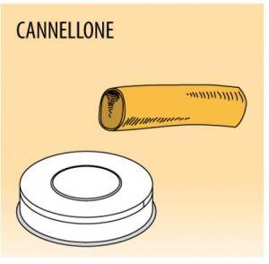 MPFTCN15 Extrusor de aleación latón bronce CANNELLONE para maquina para pasta fresca