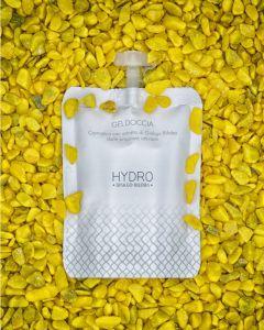 HY-1188 Shampoo Doccia  Doypack 30 ml cosmetico con estratto di Aloe Vera dalle proprietà addolcenti  200 pezzi