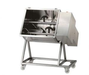50C1PN Mezclador de carne eléctrico de acero inoxidable 50 kg 1 cuchilla