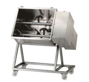 50C2PN Mezclador de carne eléctrico de acero inoxidable 50 kg 2 cuchillas
