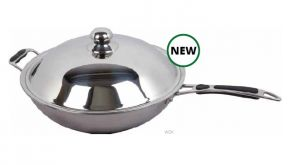 Placa de inducción BT350W con wok