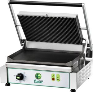 PE35LN Single phase 2200W smooth / single cast iron cooking plate