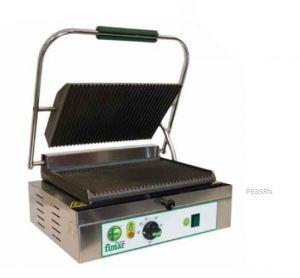 PE35RN Placa de cocción de hierro fundido a rayas de una sola capa y 2200W