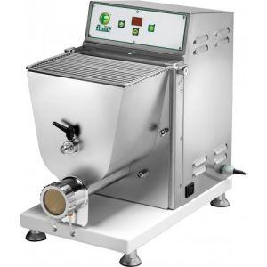 PF25EM Macchina pasta fresca Monofase 370W vasca 2 kg - Trafila refrigerata