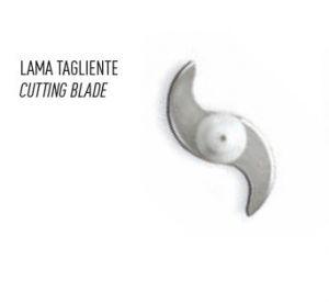 FCU112S Serrated - cuchilla dentada para cortador L3 Fama
