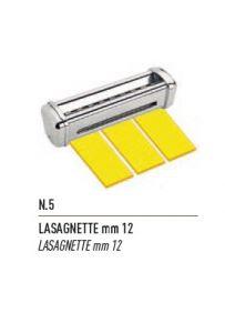 FSE005N- LASAGNETTE corte mm12 para laminadora de masa
