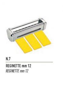 FSE007N  - REGINETTE mm12 de corte para laminadora de masa