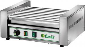 RW8 Máquina para calentar y cocinar hot dog y salchichas