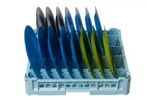 GEN-100115 Panier spécial pour 15 assiettes plates et assiettes creuses