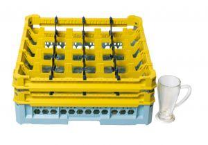 GEN-100165 Special basket for washing 20 beer mugs...