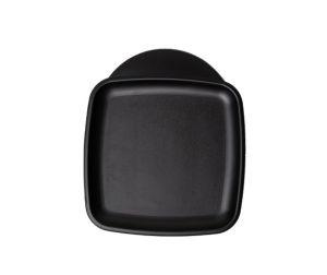 GEN-101001 Bandeja de polipropileno - Colección Designer - Mini cuadrado - Medidas externas 28X24 cm