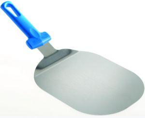 AC-STP71 Paletta ovale inox 17,5x21 cm con manico non ricambiabile