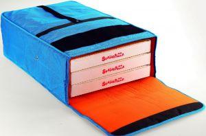 BT5020 Borsa termica per 3 cartoni pizza da ø 50 cm