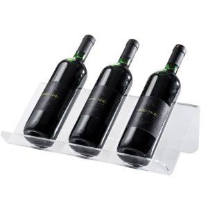 EV01501 SHOW 1 - Transparent display for bottles ø 8.2 cm