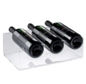 EV01801 SHOW 5 - Engraved wine display for bottles ø 8.2 cm