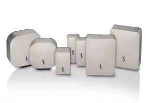 T105800 Dispensador de papel higiénico 200 metros Rollo Jumbo