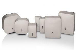 T105805 rouleau distributeur de papier toilette 400 mètres Jumbo