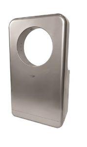 T160027 Secador de manos eléctrico versión jet silver con motor Brushless