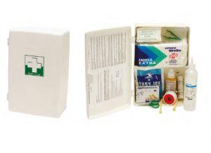 T702517 Armario de farmacia con paquete de medicación