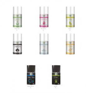 T797019 Recharge pour diffuseurs de parfums mixtes. Pack de 12 pièces